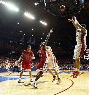 Jenis Tembakan Dalam Bola Basket