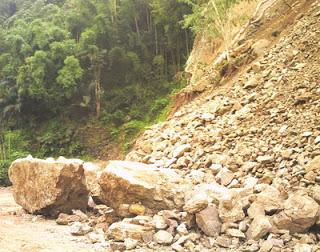 Faktor Penyebab Tanah Longsor