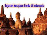 Sejarah kerajaan hindu di Indonesia
